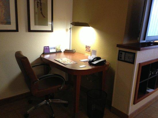 Hyatt Place Secaucus/Meadowlands: Desk