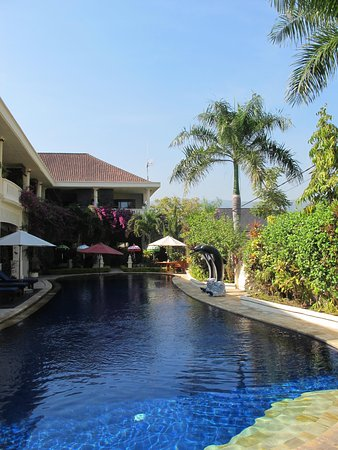 Bali Paradise Hotel Boutique Resort: Bali Paradise_Swimming Pool