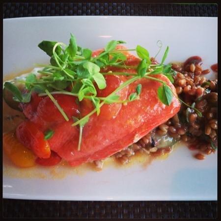 Miradoro Restaurant: Sockeye Salmon best I've ever had