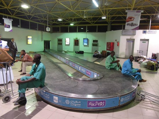 international airport photo de nouakchott mauritanie