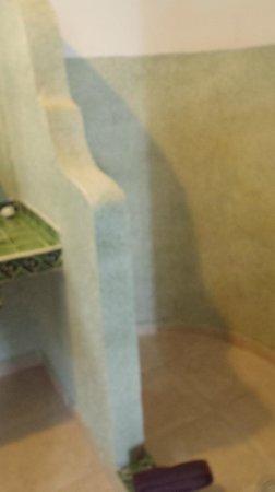 Koox Matan Ka'an Hotel: La regadera