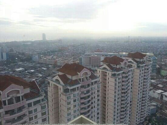 BEST WESTERN Mangga Dua Hotel and Residence: view from Lvl 33