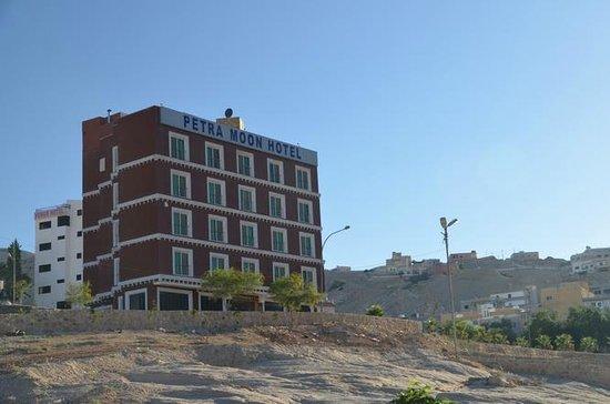 Petra Moon Hotel: отель