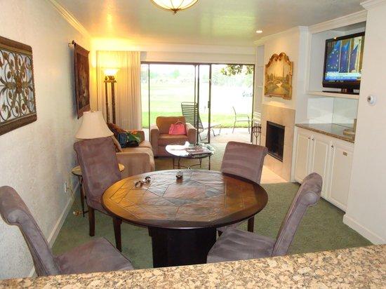 Silverado Resort and Spa : 1ベッドルームキングスイート