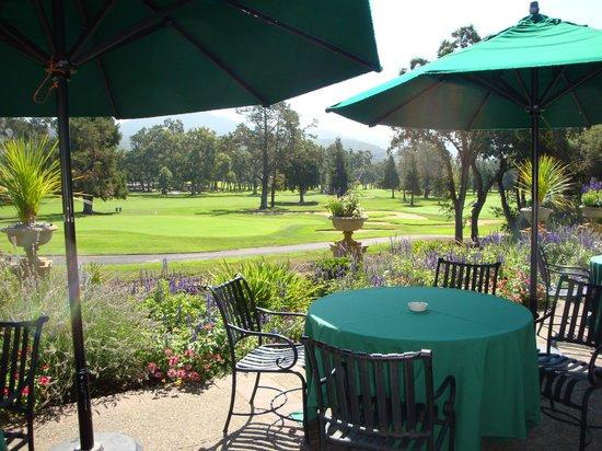 Silverado Resort and Spa : ゴルフコースを眺める