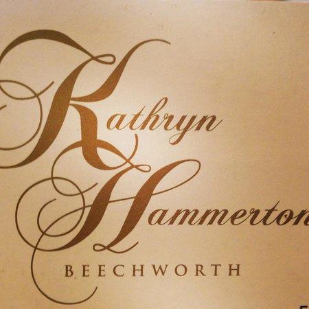 Kathryn Hammerton Beechworth