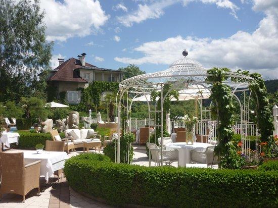 KOLLERs Hotel: La terrasse