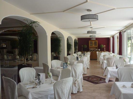 KOLLERs Hotel: La salle à manger