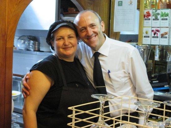Taberna Luque: Antonio et Maria