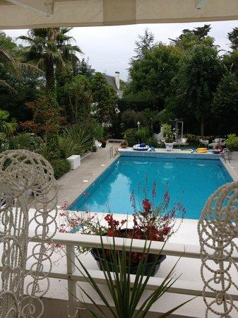 Hotel Parc Victoria: vue du restaurant