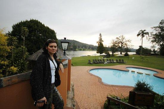 松湖酒店照片