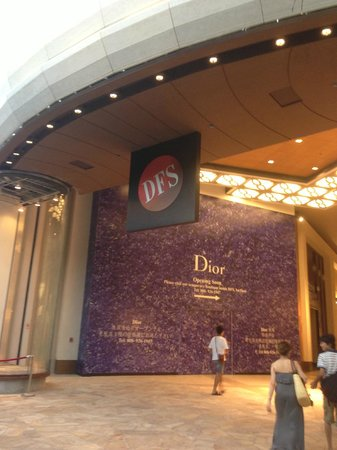 T Galleria by DFS, Hawaii : 外観