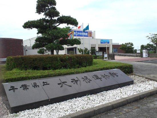 Chiba Prefectural Central Museum Otone