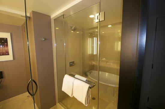 Bathroom  Picture Of Aria Resort & Casino, Las Vegas