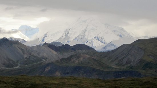 Denali Backcountry Lodge : Mt McKinley