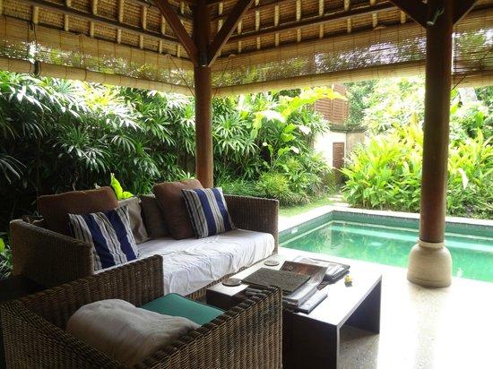 Tamu Seseh: relaxing