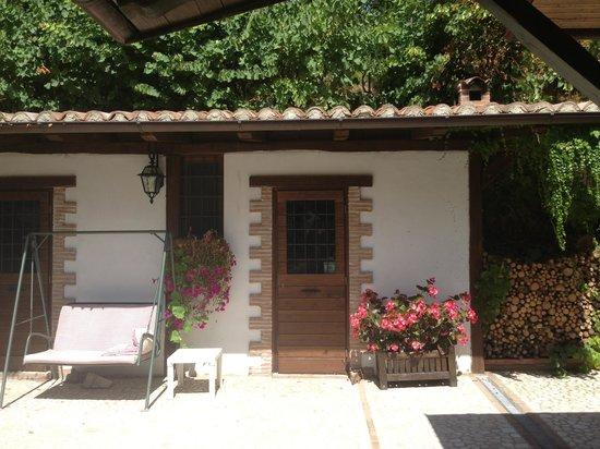 Il Borgo di Messenano : Villetta privata Messenano