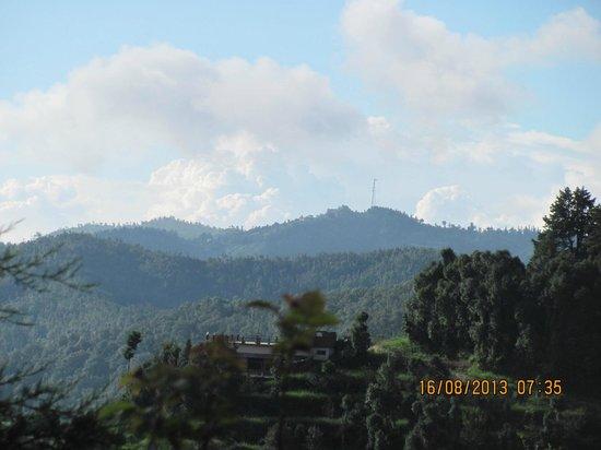 Mystic Mukteshwar Lodge: View