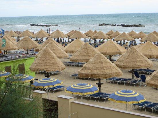 Hotel Punta de l'Est : Vista dalla camera