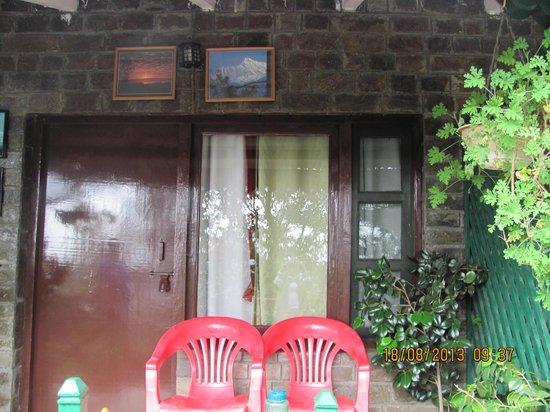 Mystic Mukteshwar Lodge : Simple yet cozy rooms