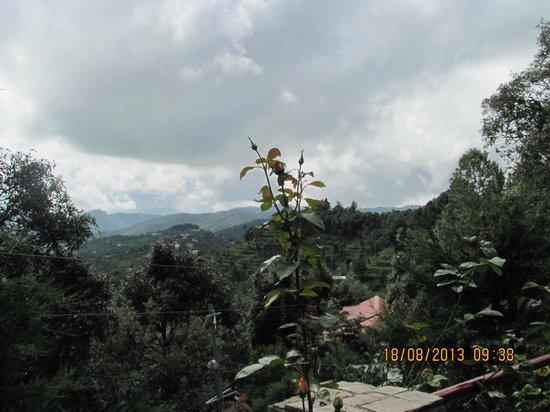 Mystic Mukteshwar Lodge : Another view