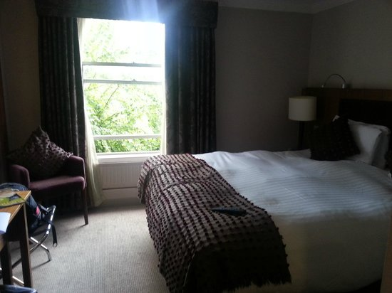 Richmond Gate Hotel: Room
