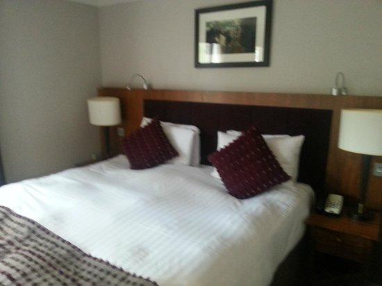 Richmond Gate Hotel: comfy
