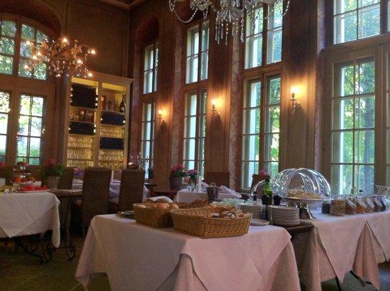 Villa Sorgenfrei Restaurant