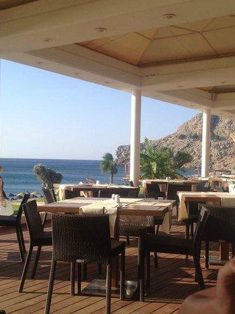 Kolymbia Beach Hotel : panorama