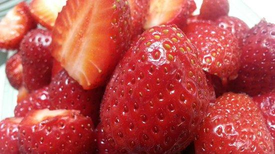 Nice Ice: local and seasonal produce.