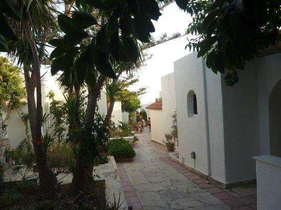 Coriva Beach Hotel : hotel