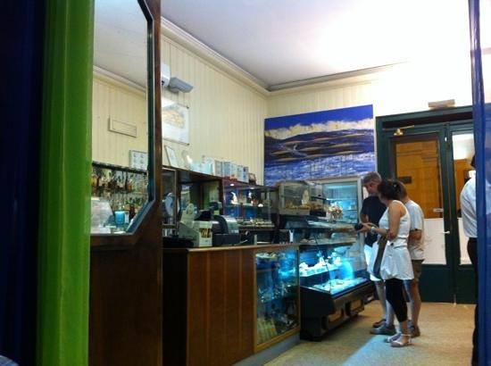 Caffe Sicilia: interno