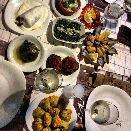 Lal Girit Mutfagi : amazing food