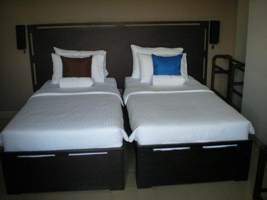 Sevana City Hotel: chambre très propre !
