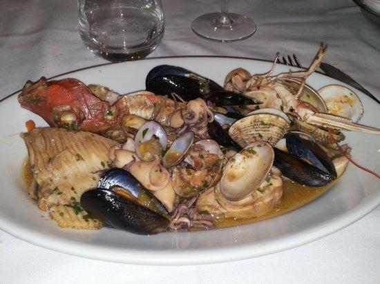 Martin Pescatore: Guazzetto alla Giuliese