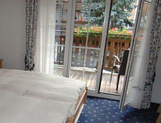 Hotel Chesa Valese : バルコニーがあります!