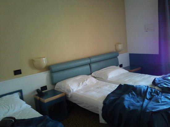 Hotel Christian : I letti