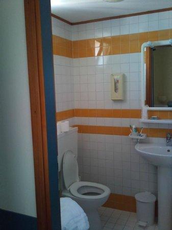 Hotel Christian : Bagno