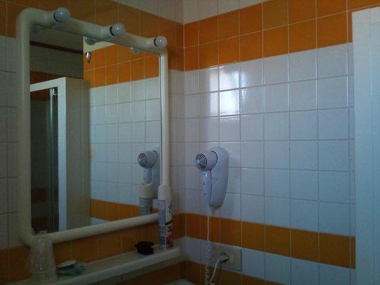 Hotel Christian: Bagno
