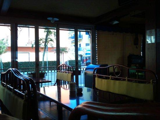 Hotel Christian : Sala del bar