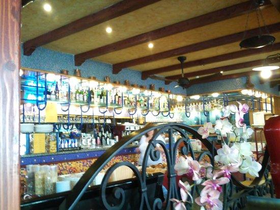 Hotel Christian: Bar dell'hotel