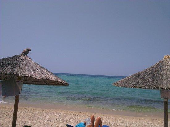 Pomegranate Wellness Spa Hotel: Χαλάρωση στην παραλία