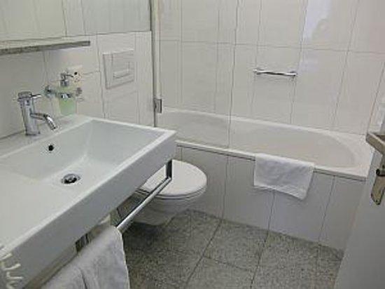 Hauser Hotel St. Moritz: 清潔感があります!