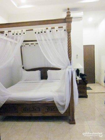 Bisma Sari Resort: Room