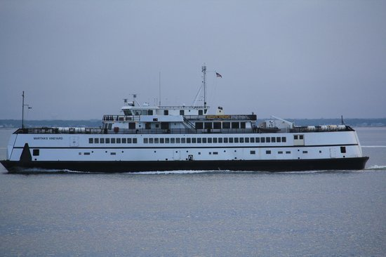 The Steamship Authority - Martha's Vineyard: To Martha's Vineyard.