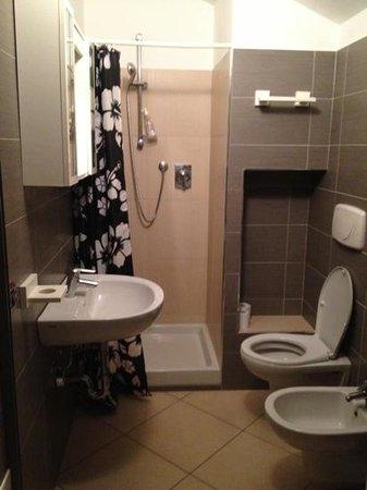 Residence Ma Mu: bagno camera 19
