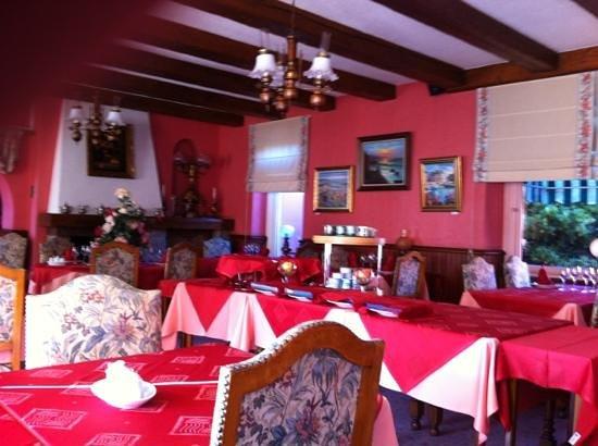 Hotel Le Trianon: salle du restaurant