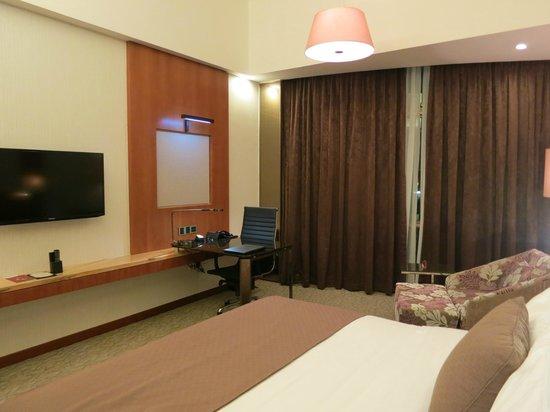 Vanburgh Hotel: Room