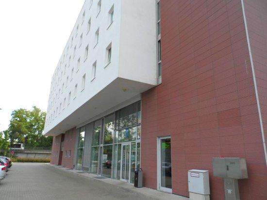 Ibis Budget Augsburg City: Hotel von Außen