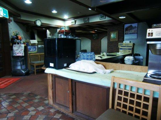Tsugaike Kogen Hotel: コーヒーをどうぞ